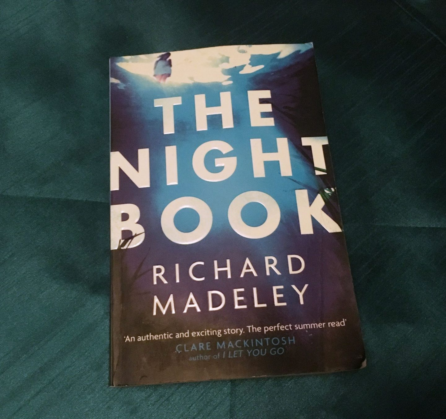 Book group pick: The Night Book by Richard Madeley