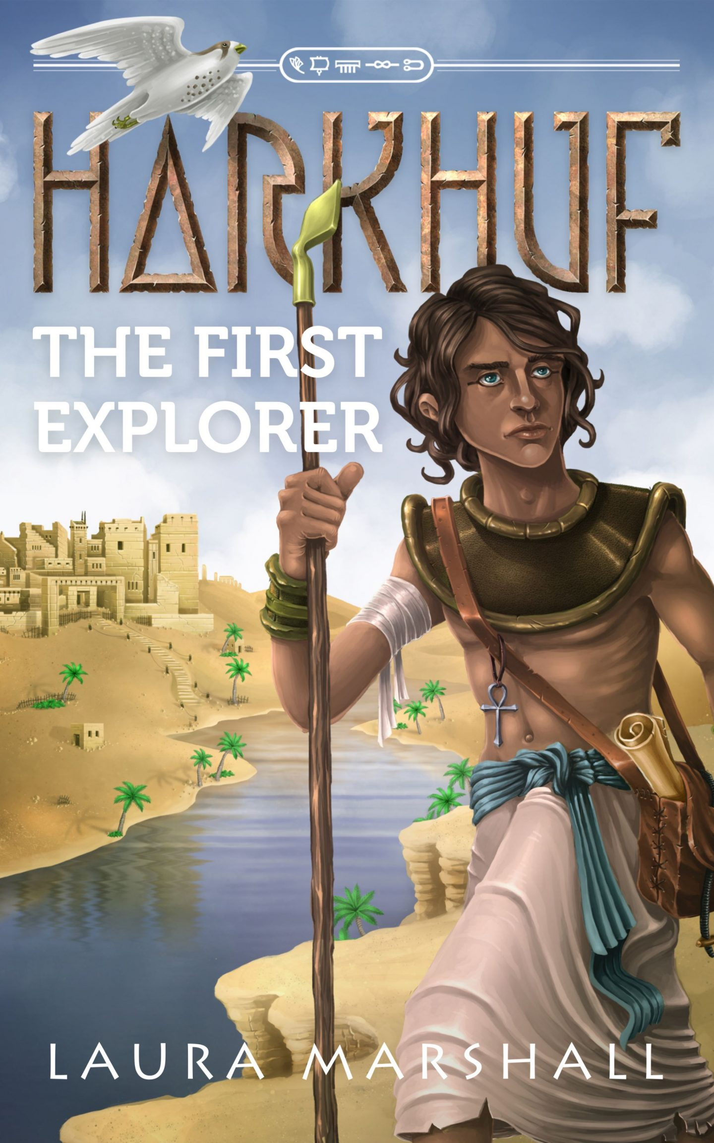 Harkhuf: The new hero in children's fiction