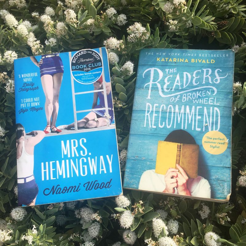 Some summer reads you may have missed…