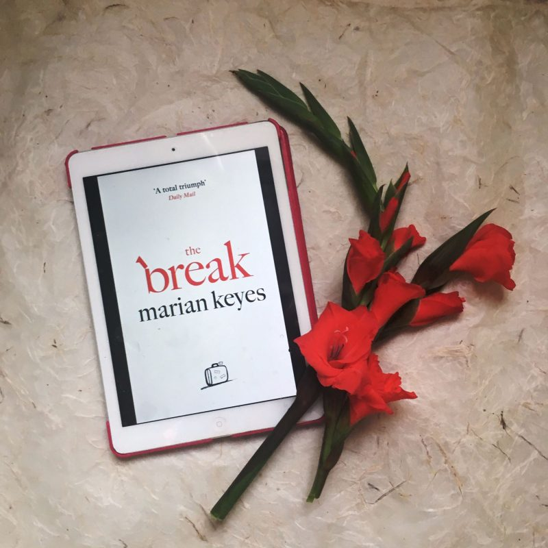 Another masterpiece from Marian Keyes: The Break