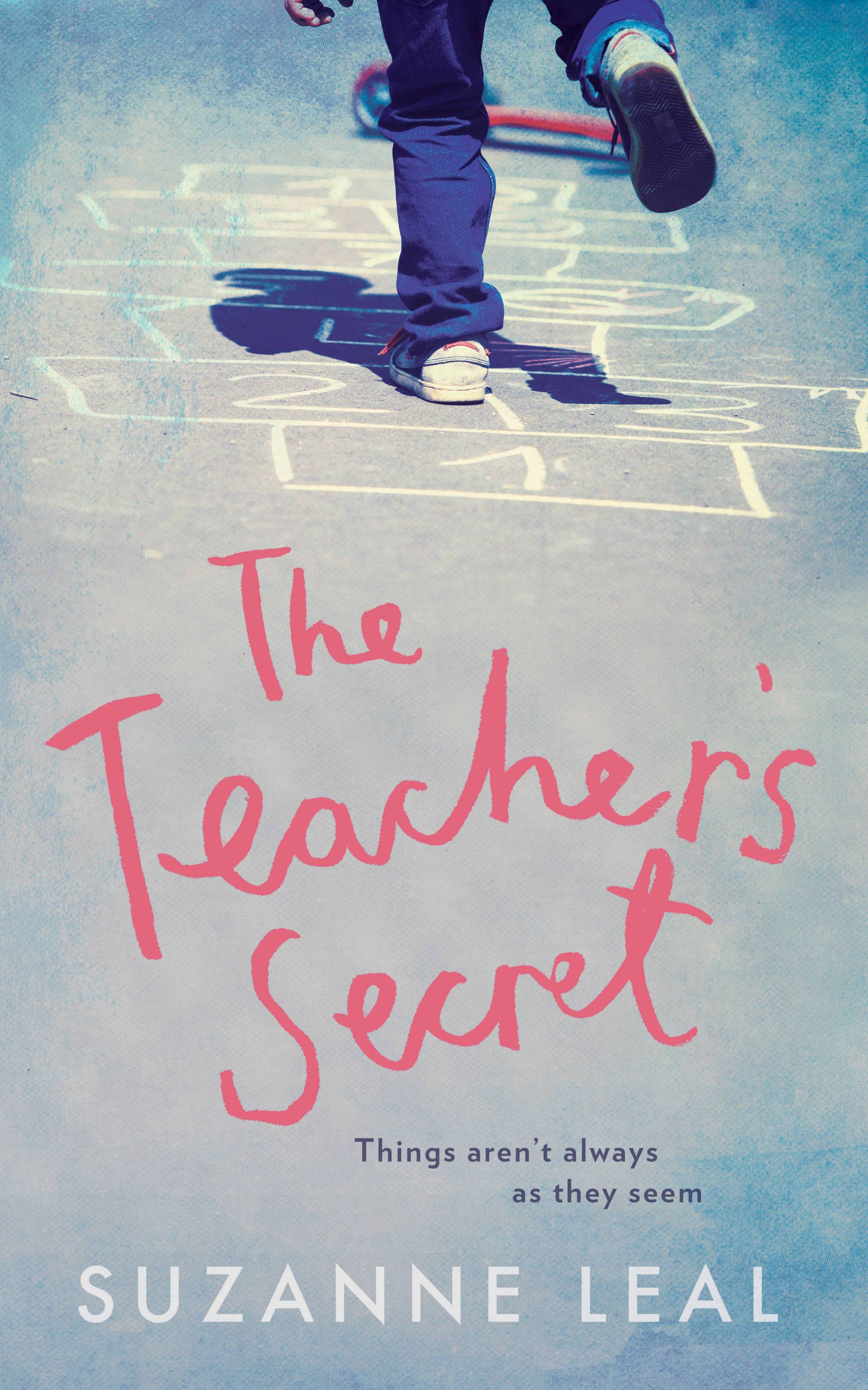 Blog Tour: The Teacher's Secret