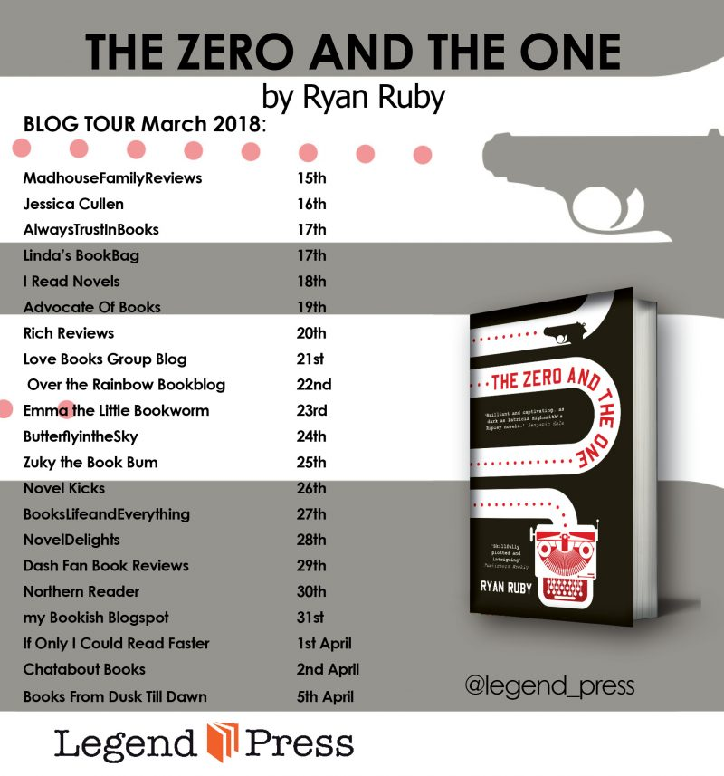 The-Zero-And-The-One-Blog-Tour
