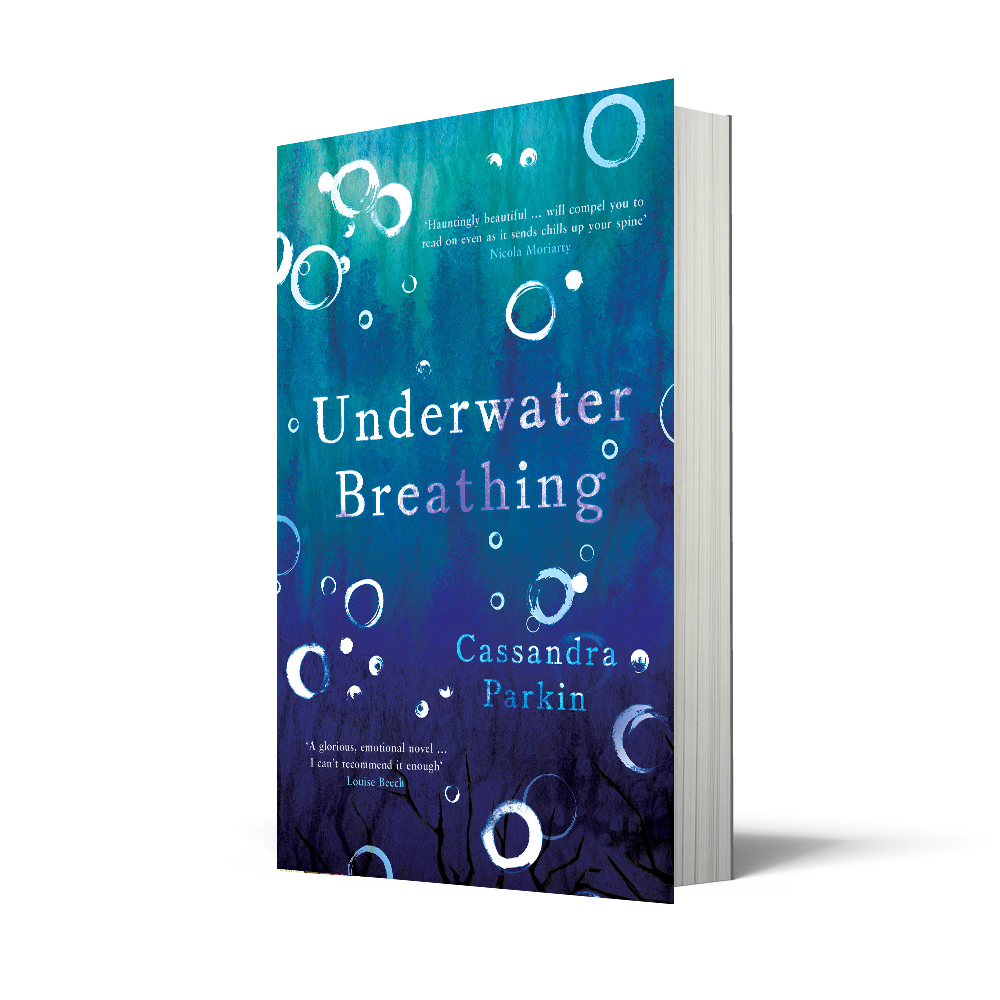 Underwater Breathing; a sublime, tender read