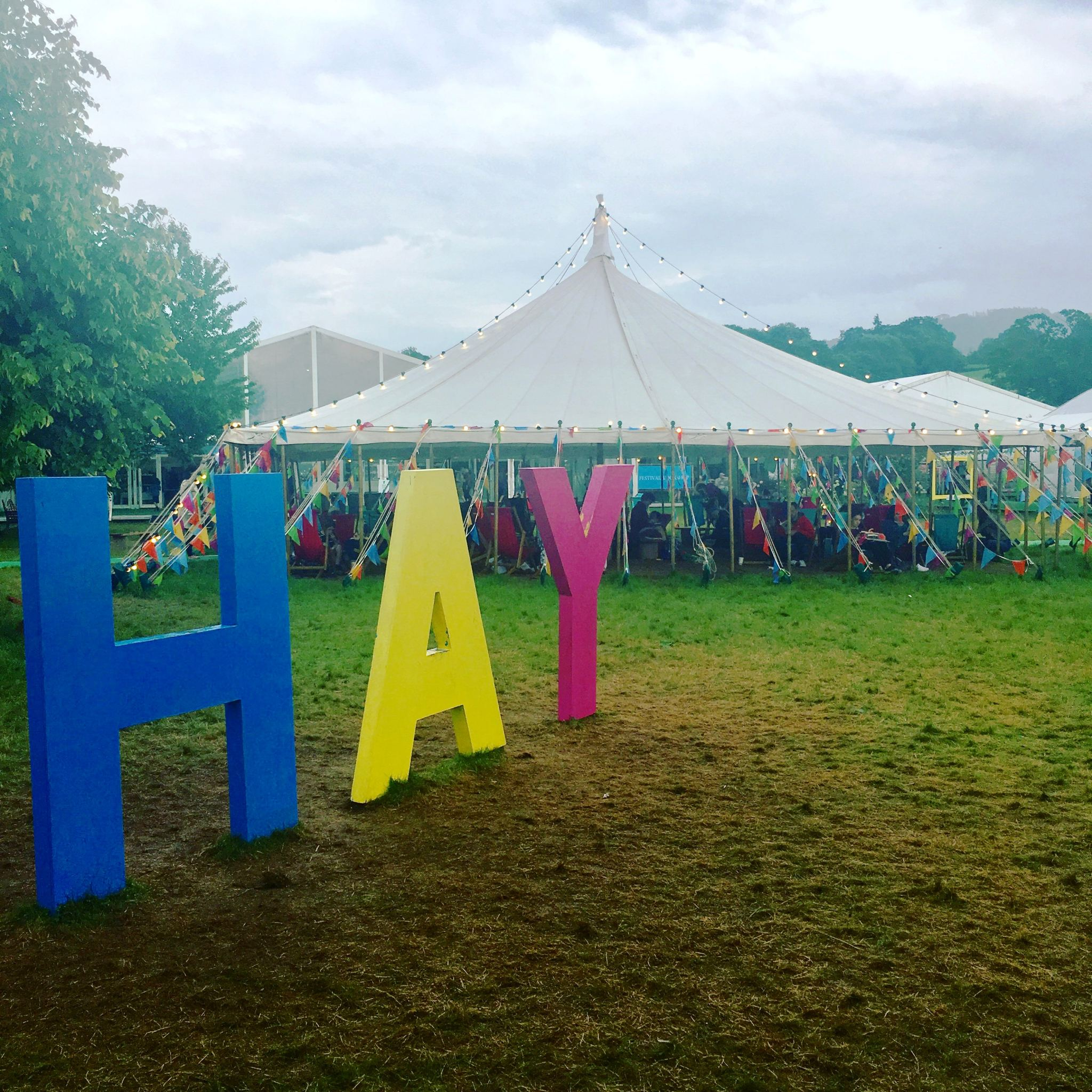 Hay Festival: #Vote100Books