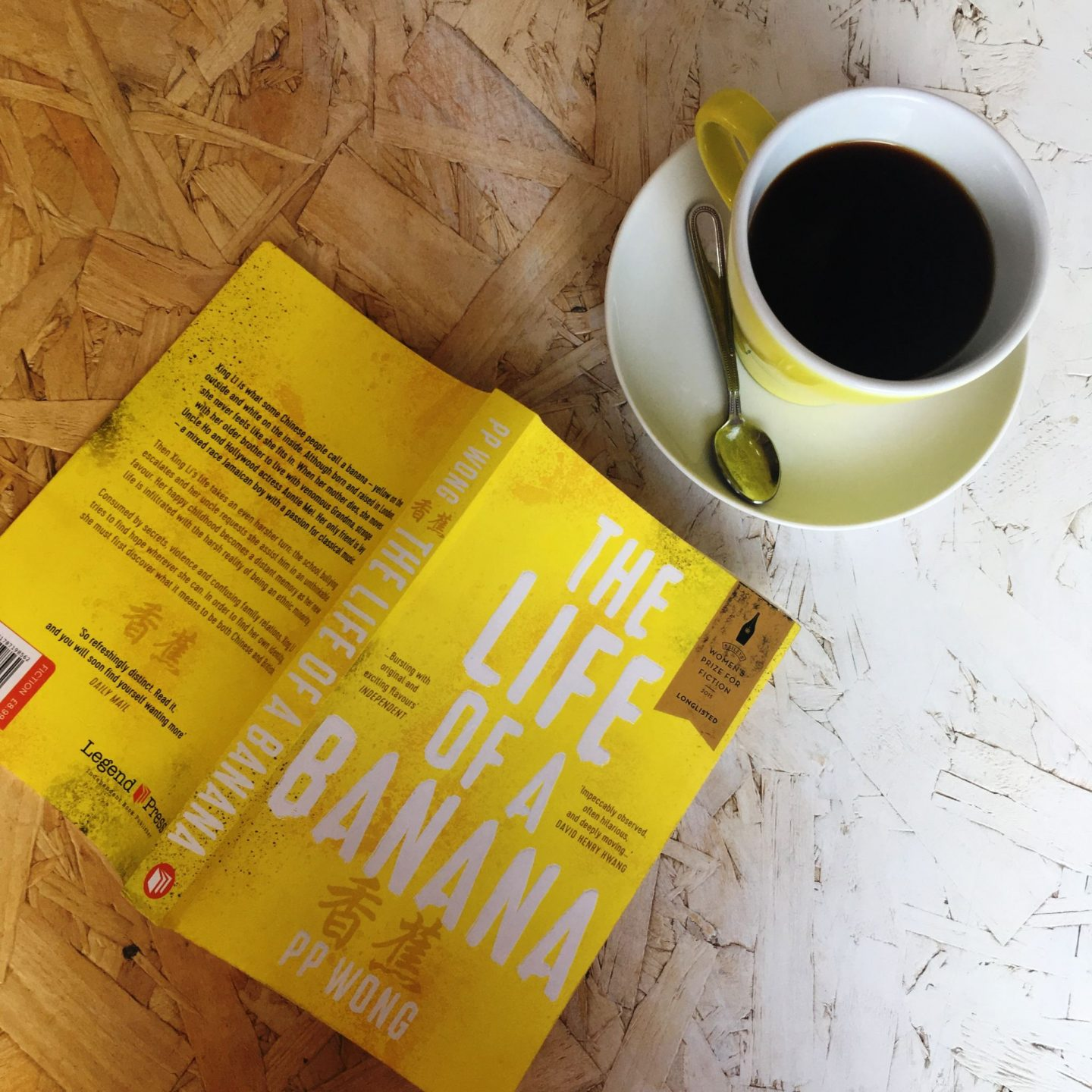Blog Tour: The Life Of A Banana