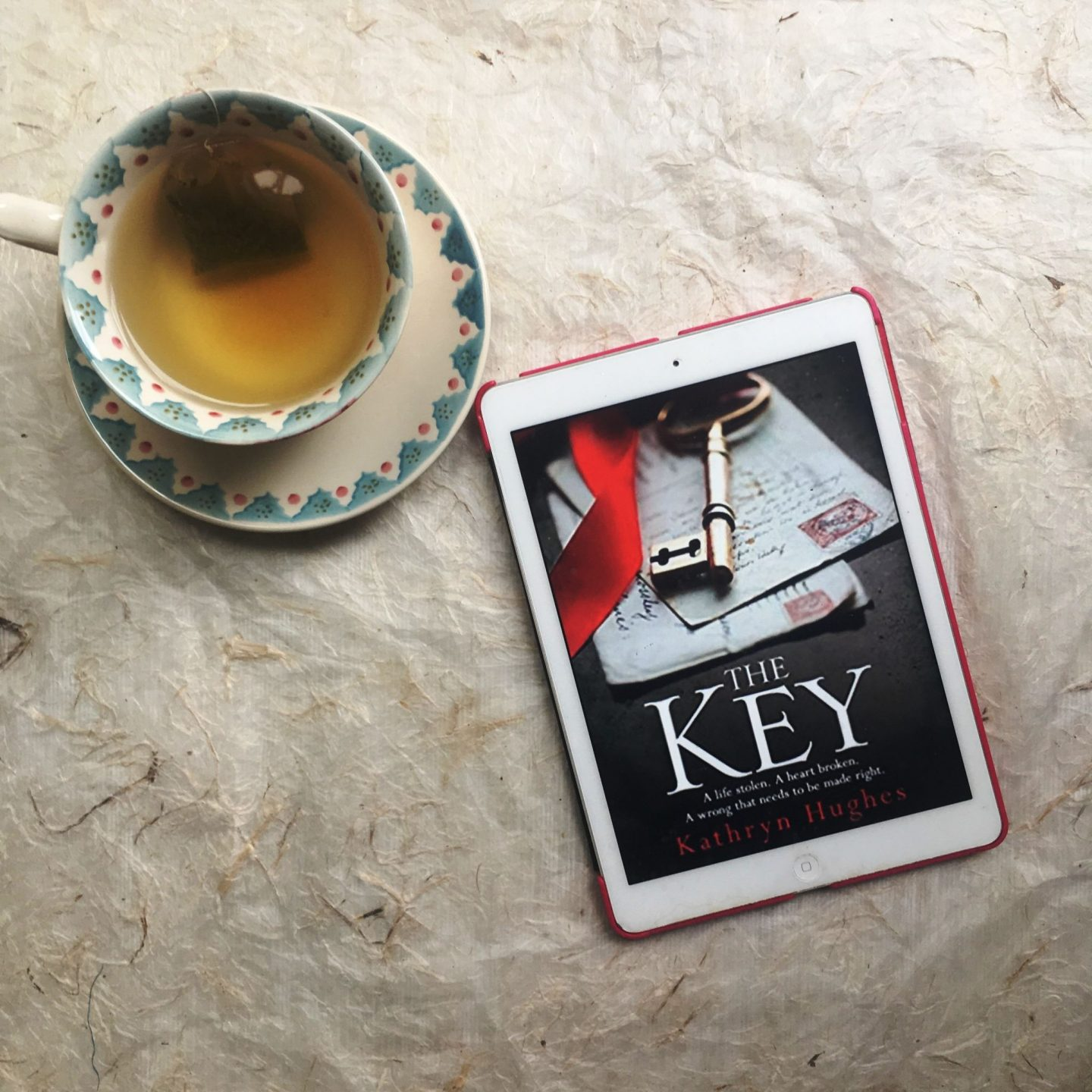 The Key; the heartbreaking page turner of the autumn