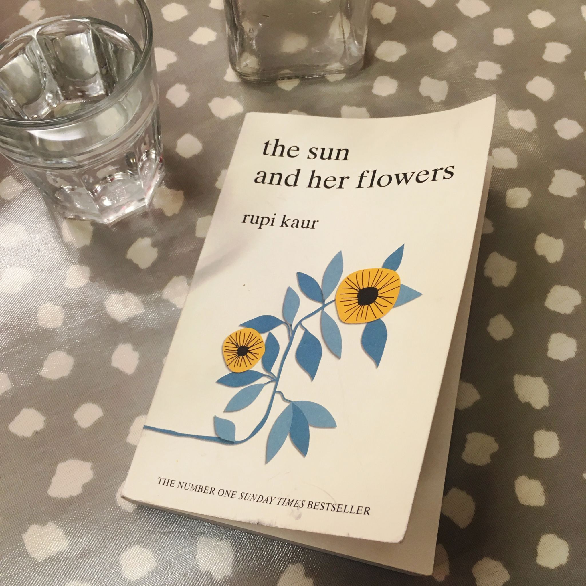 Launch of our Small Book Club: The Sun and Her Flowers