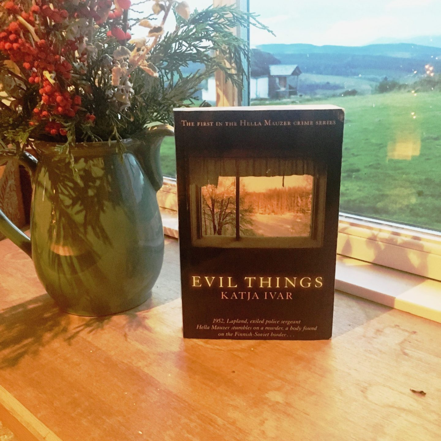 Evil Things; a new Nordic thriller
