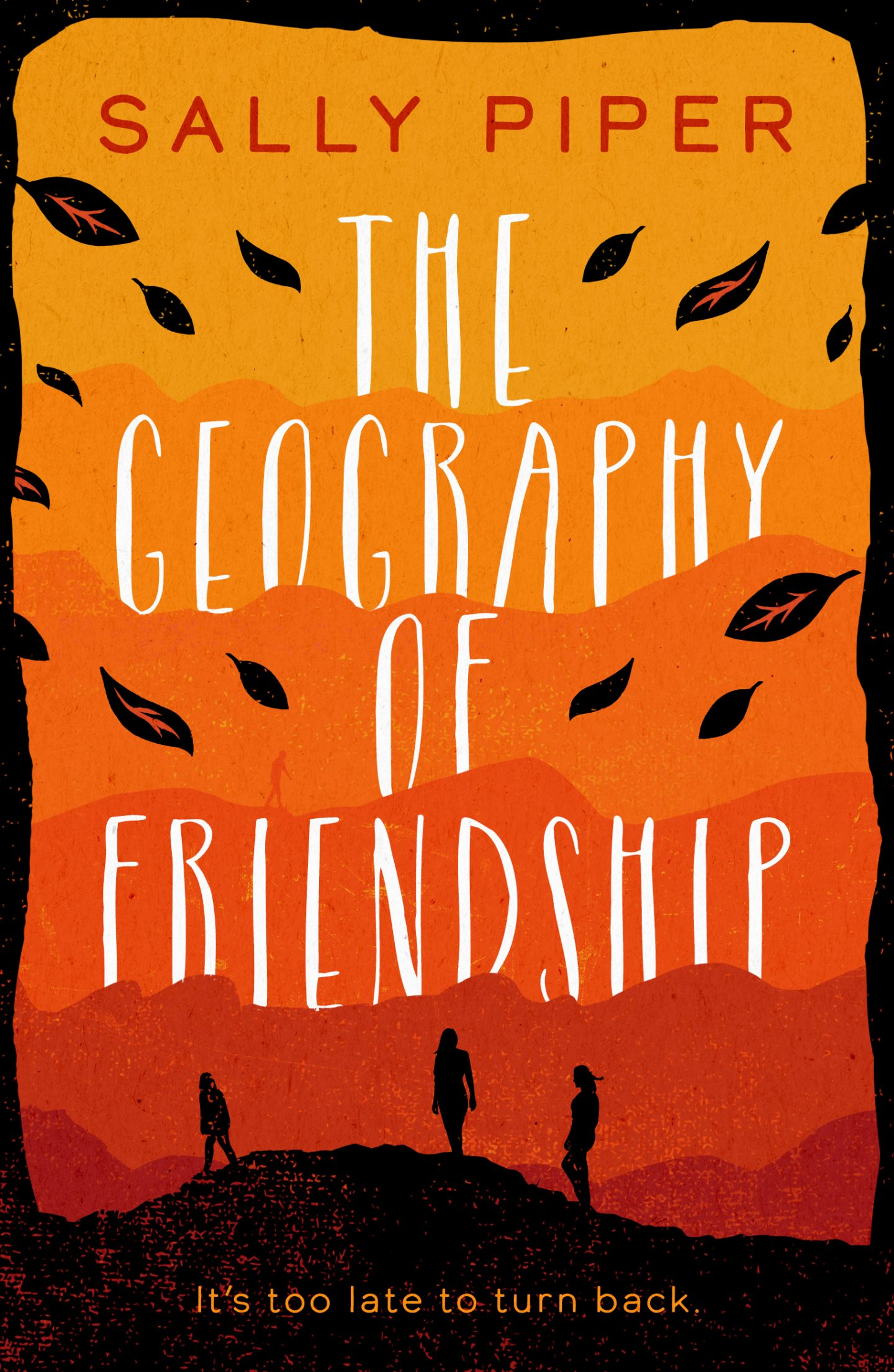 Blog tour: The Geography of Friendship