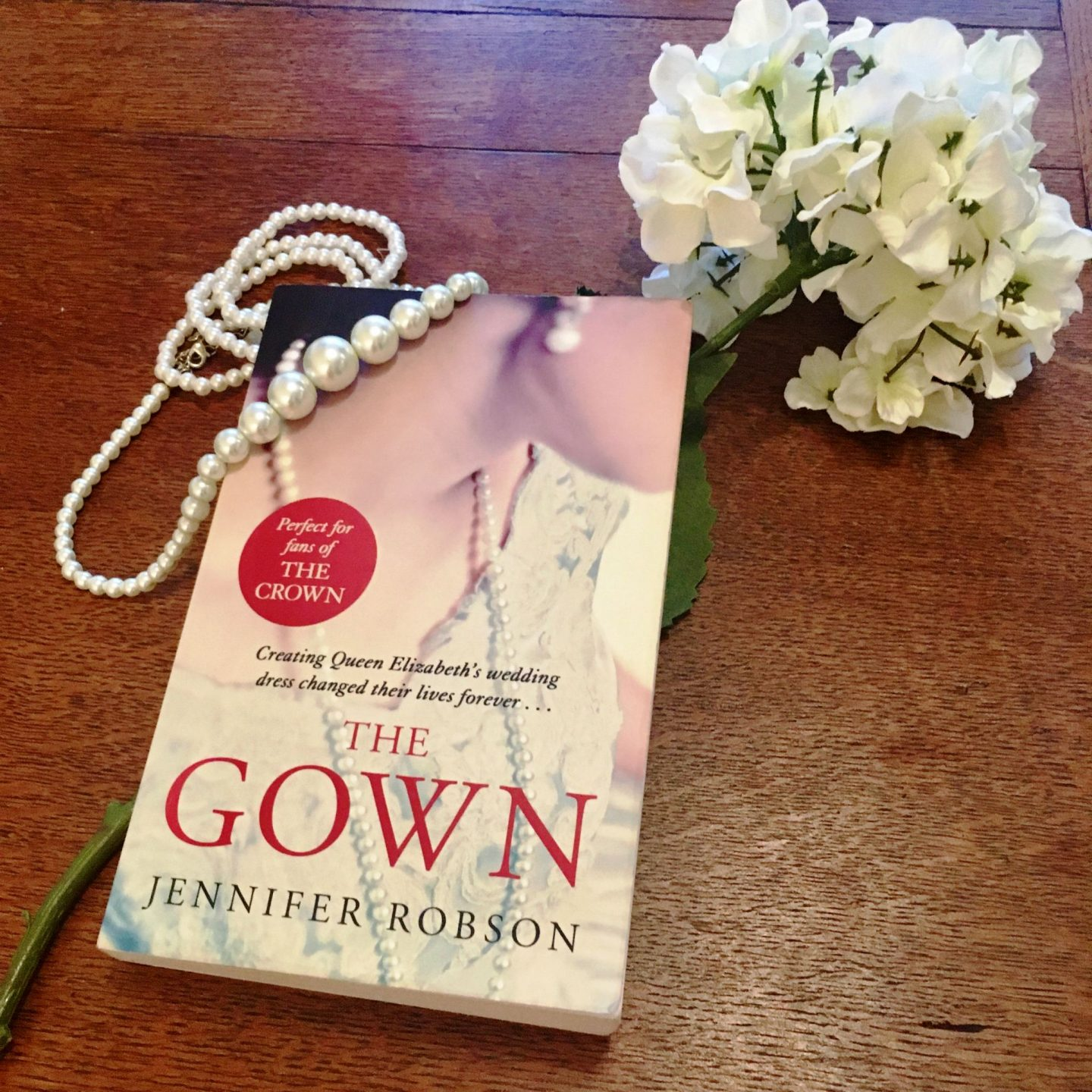 The Gown; stylish historic fiction