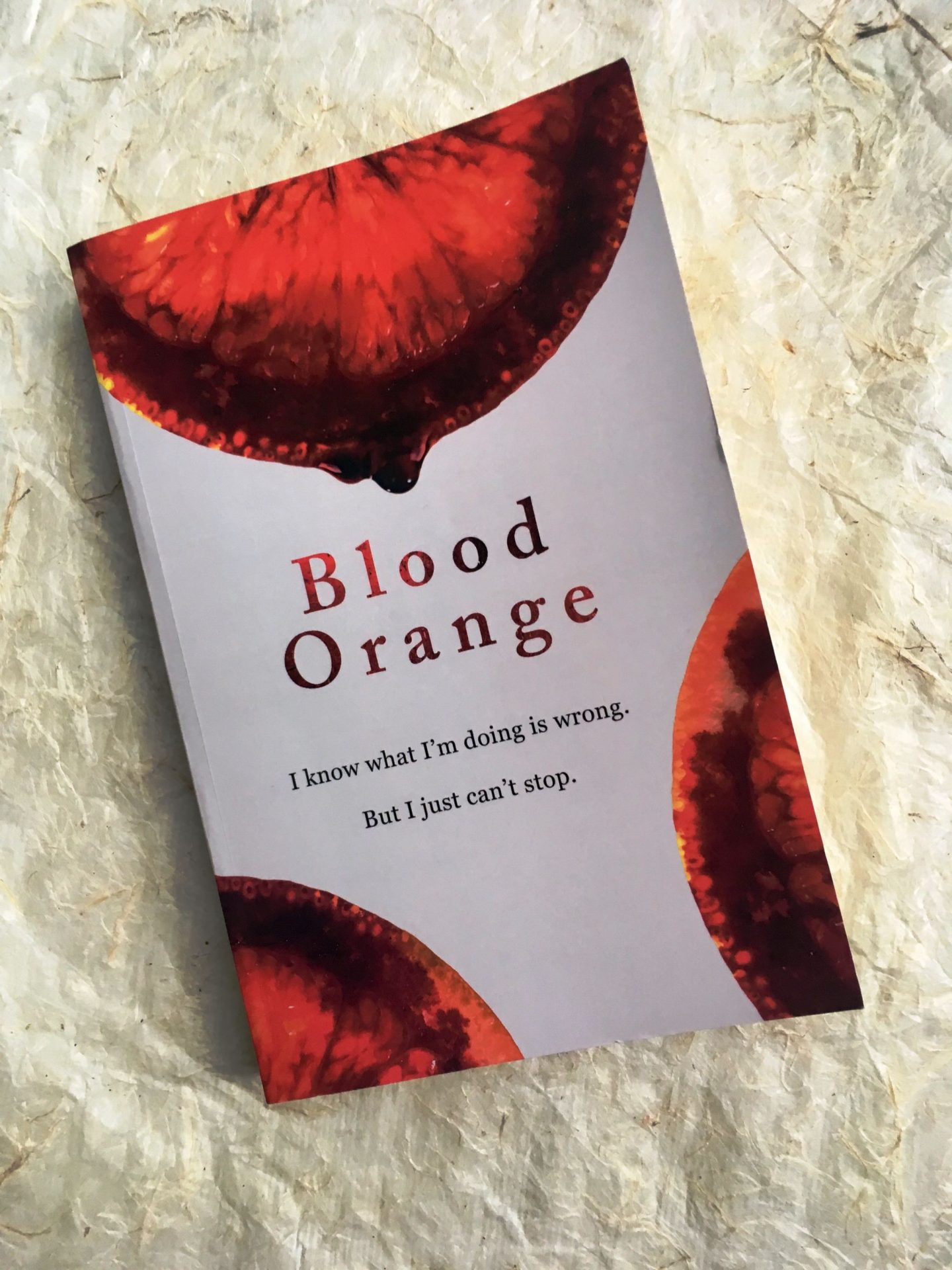 Blood Orange; addictive brilliance