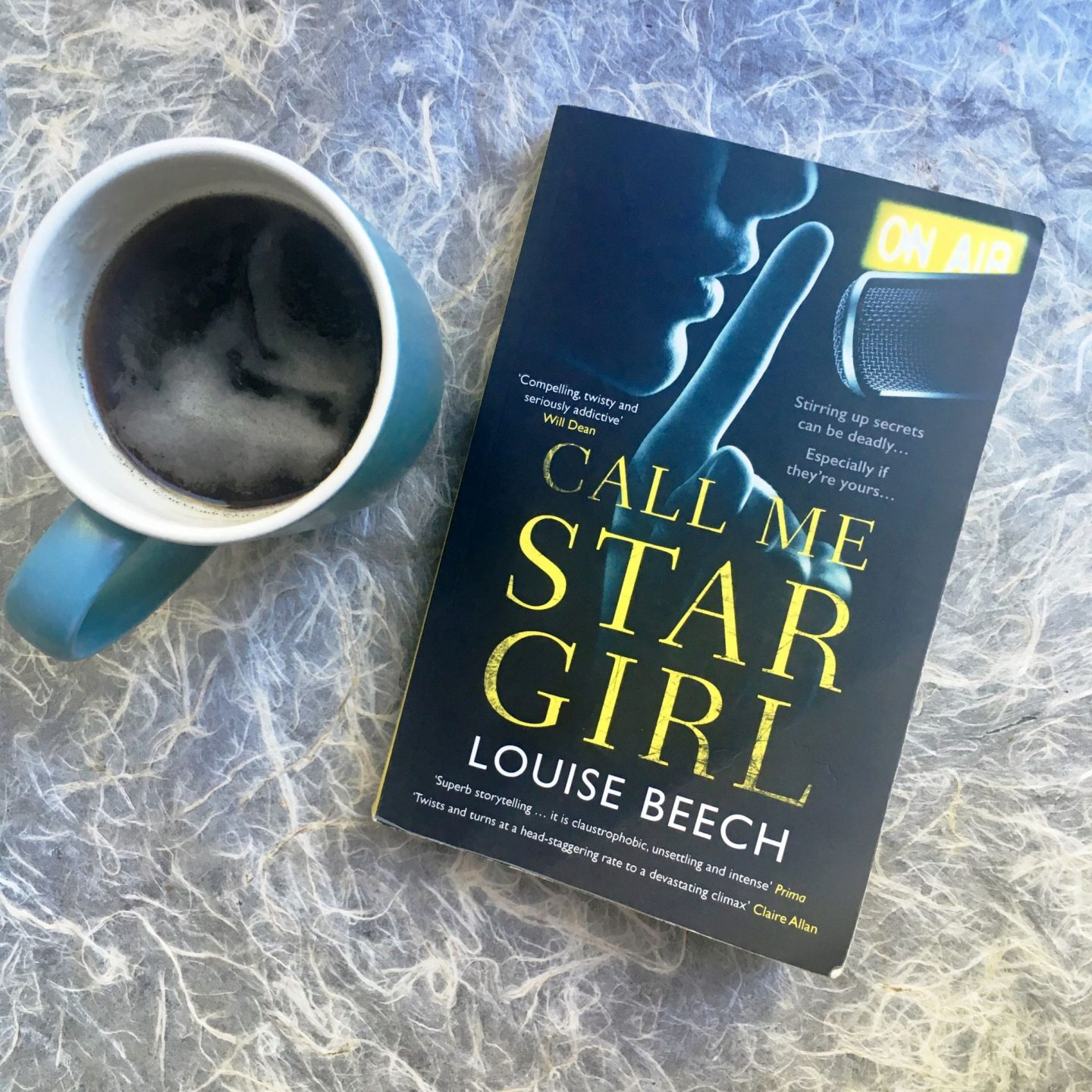 Call Me Star Girl; a truly emotive psychological thriller