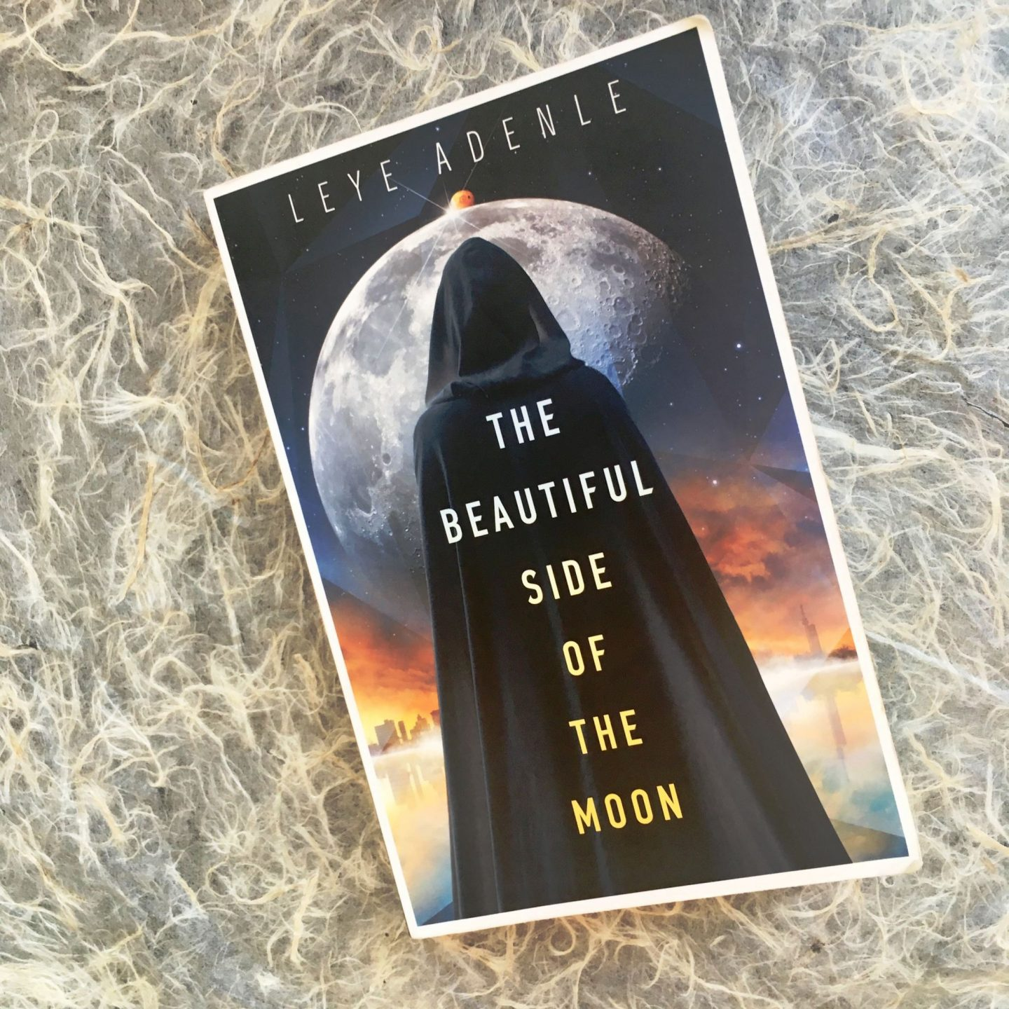 Blog Tour Review: The Beautiful Side of the Moon
