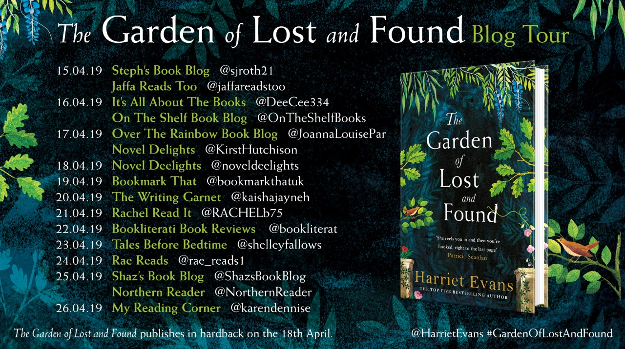 The-Garden-of-Lost-and-Found blog tour poster