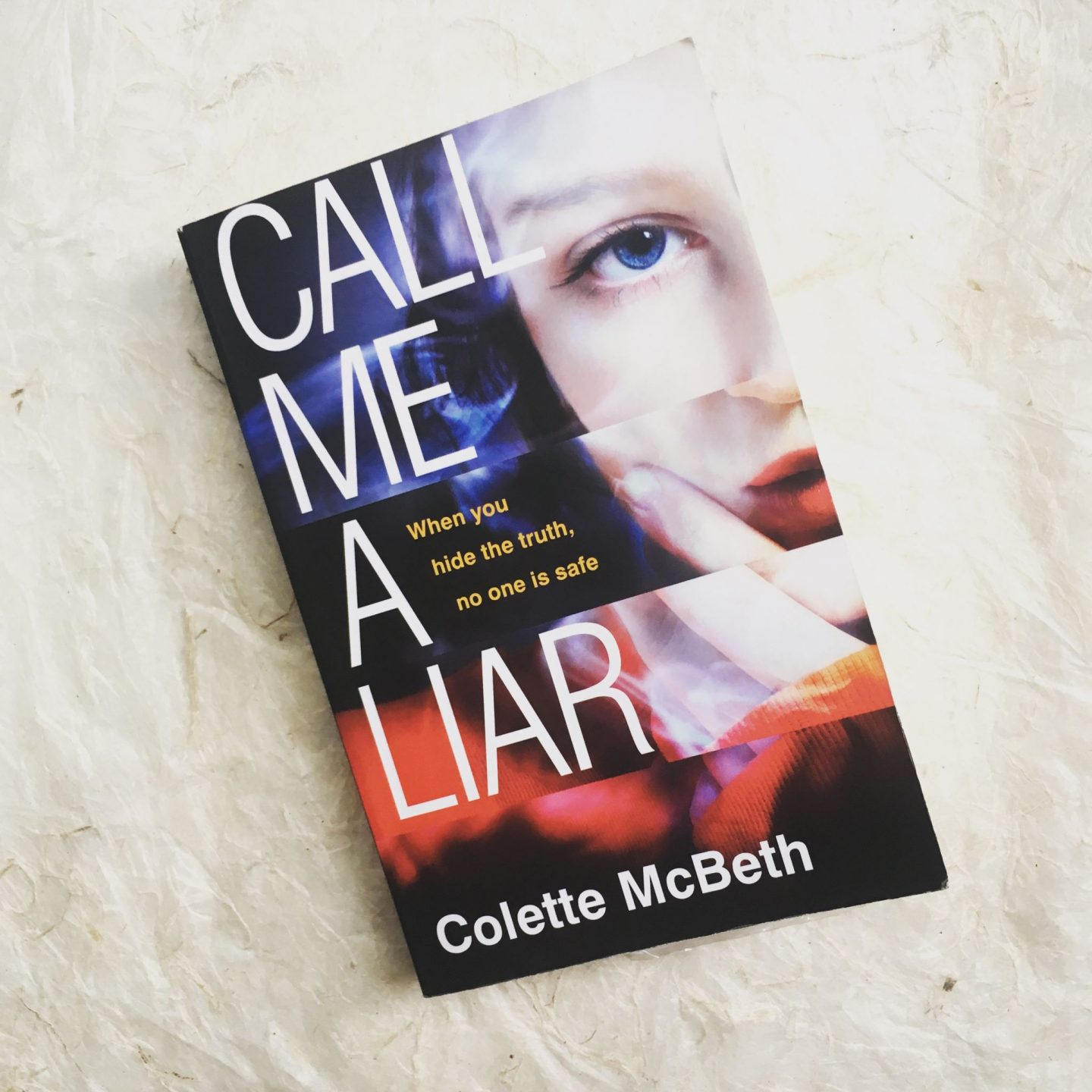 Call Me a Liar; a chilling summer read