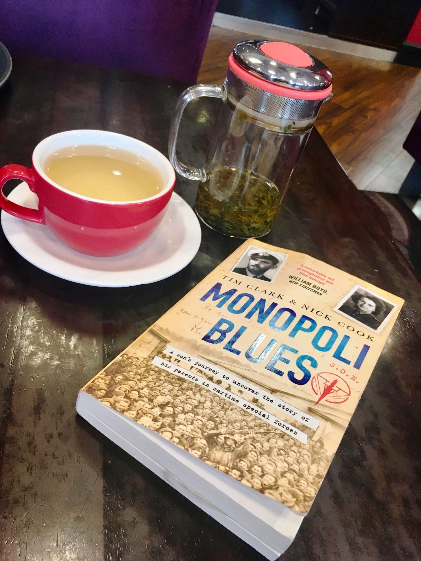 Monopoli Blues; a true and moving narrative