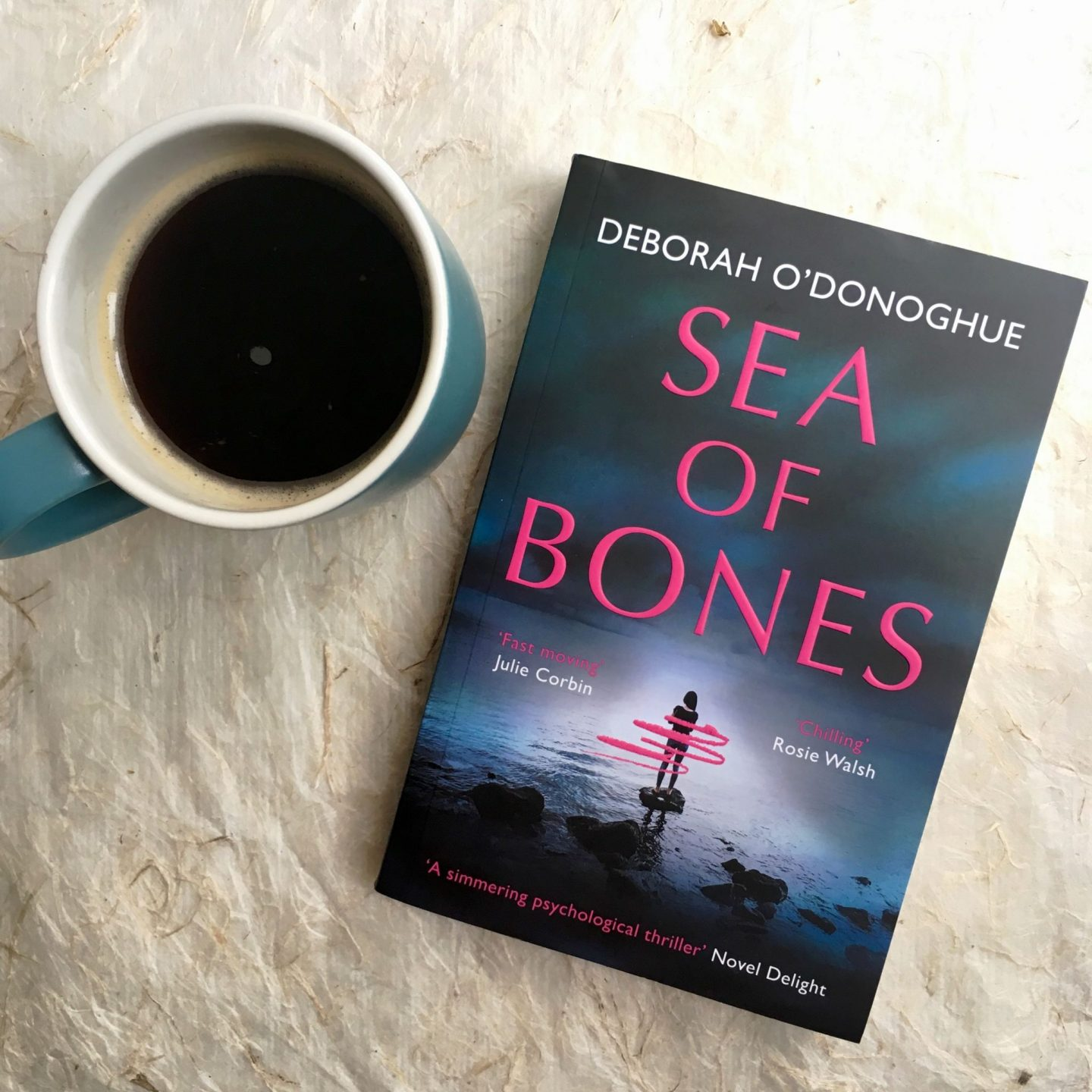 Sea of Bones; a simmering psychological thriller