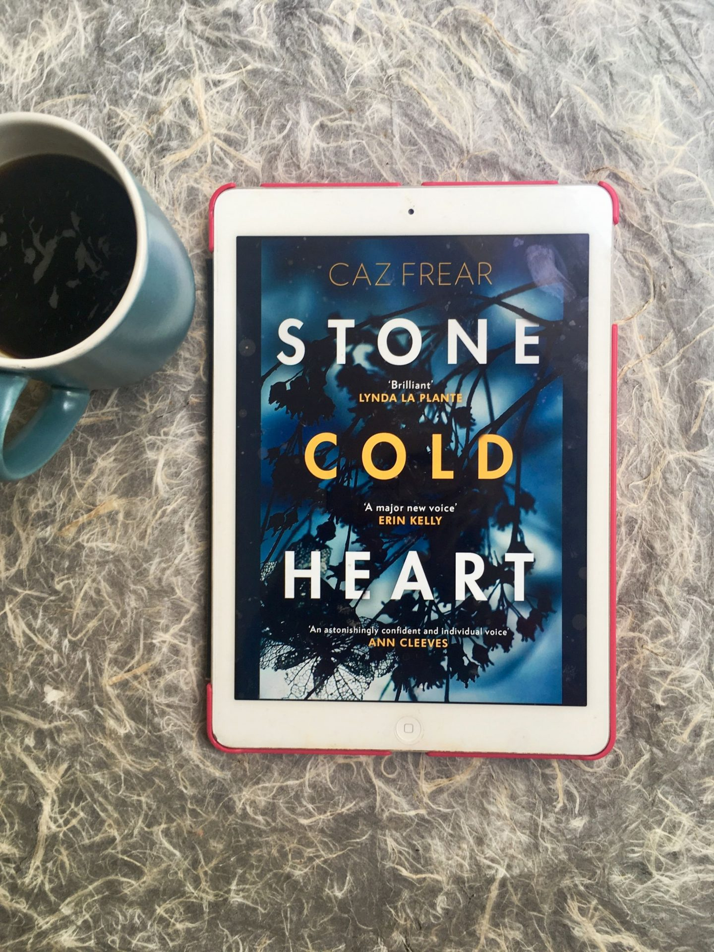 Stone Cold Heart; gripping, tense and full of heart