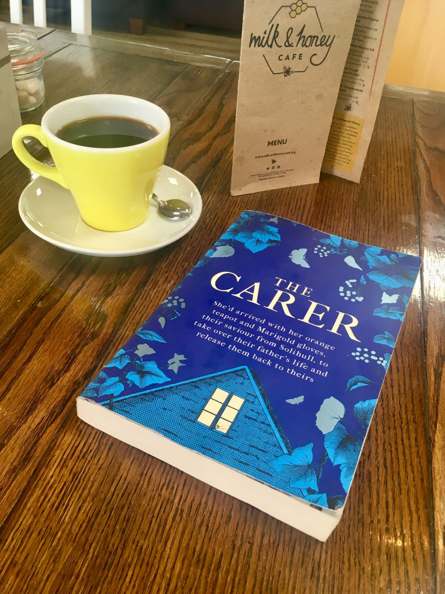 The Carer; one of the best books I've ever read