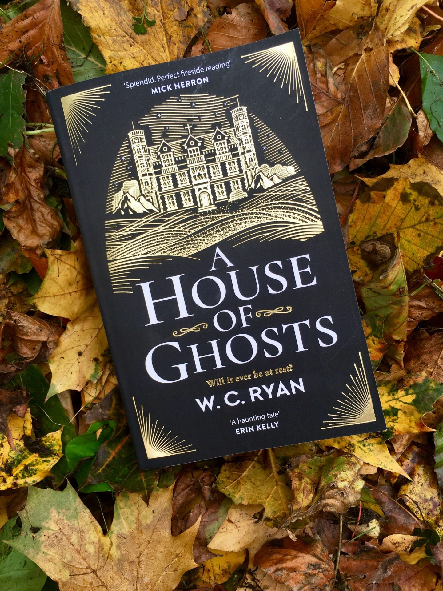 A House of Ghosts: a ghostly whodunnit treat