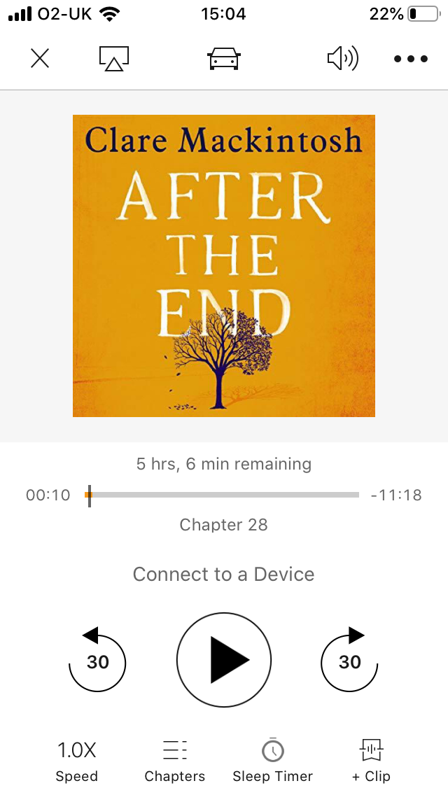 Audio books – are you a fan?