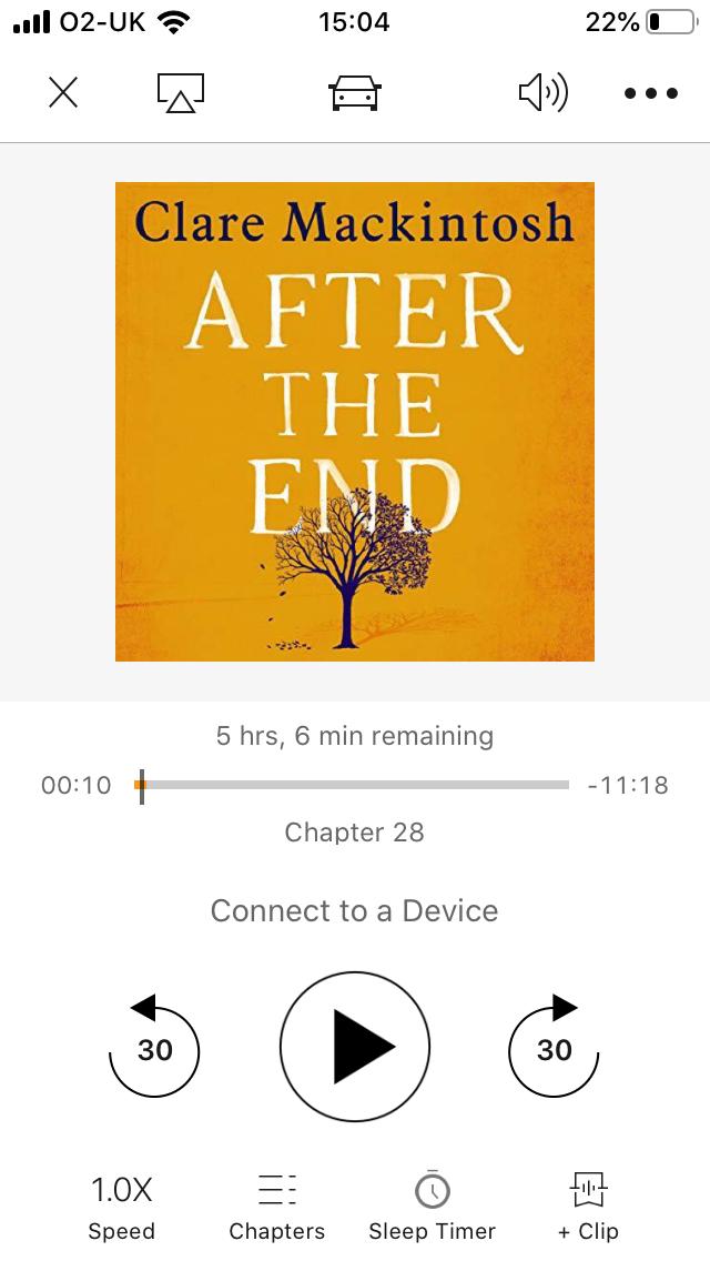 Audio books – are you a fan?