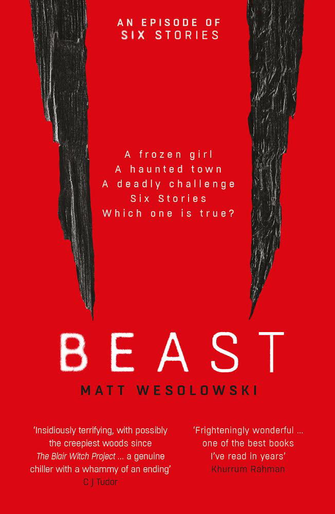 The Beast; a chilling thriller