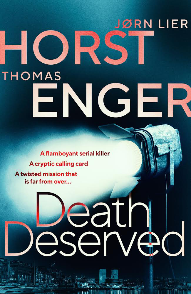 Death Deserved; A chance to win top Nordic Noir!
