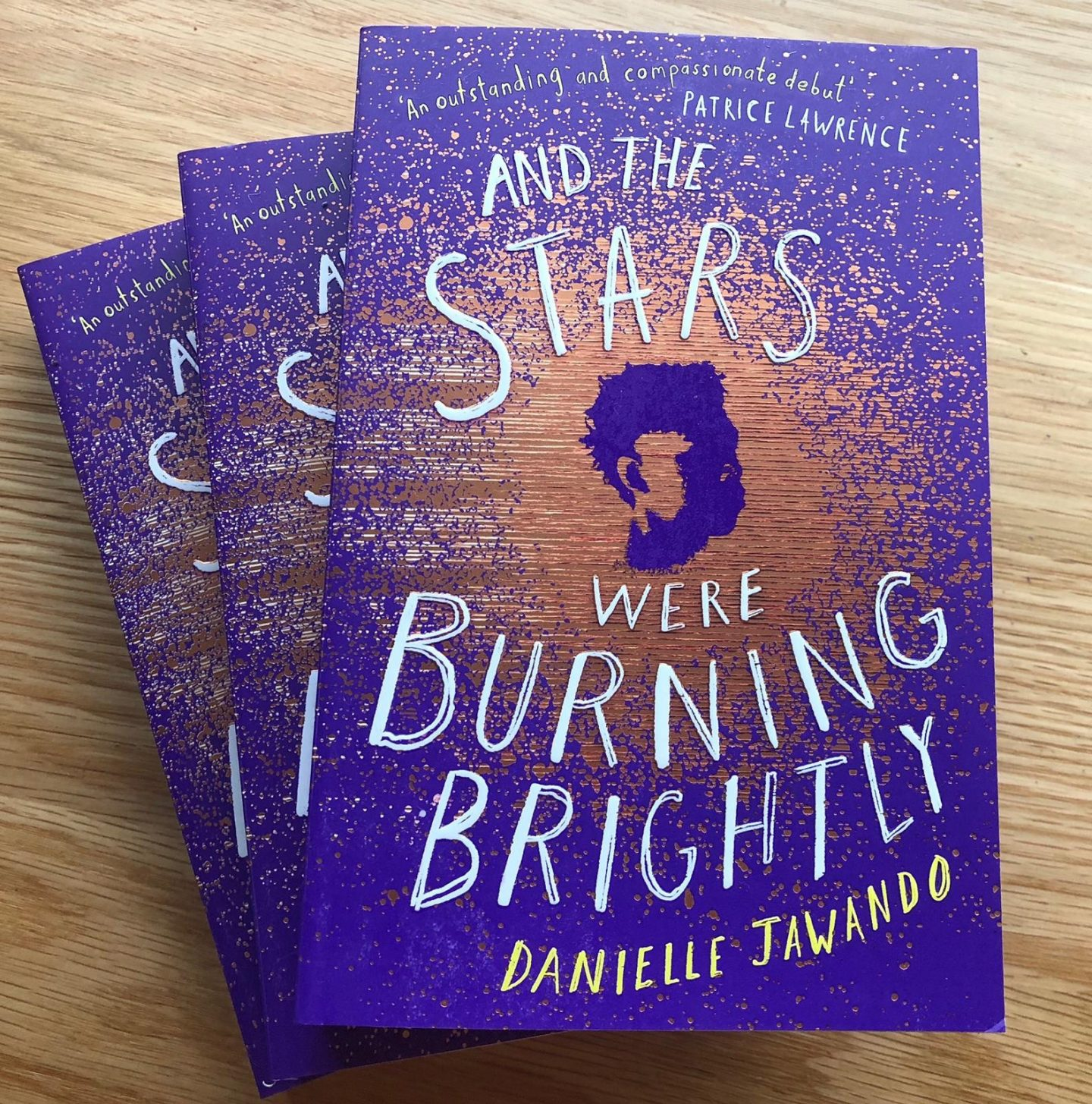 A Searing, Stunning Debut: And The Stars Were Burning Brightly