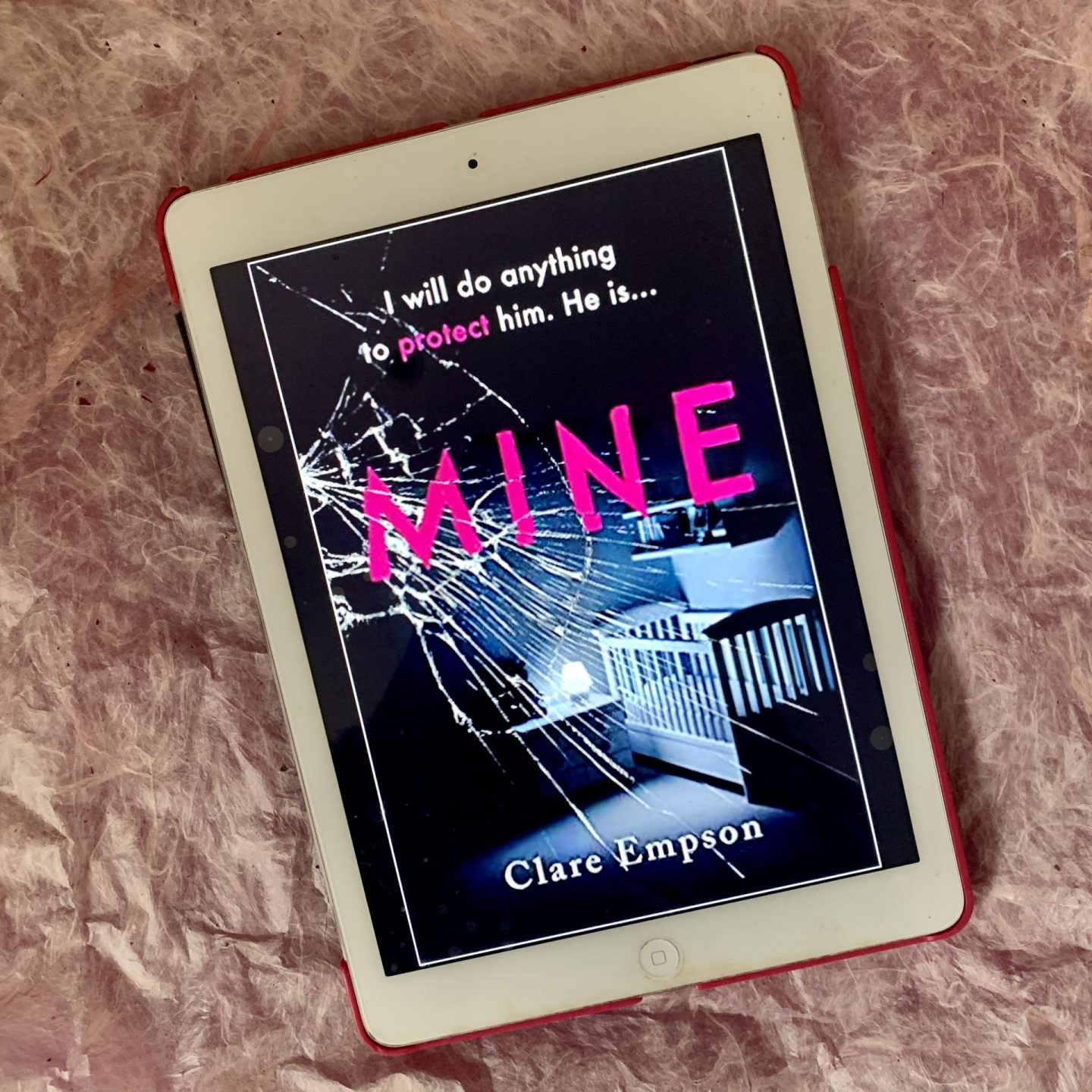 Mine; a psychological thriller full of emotion