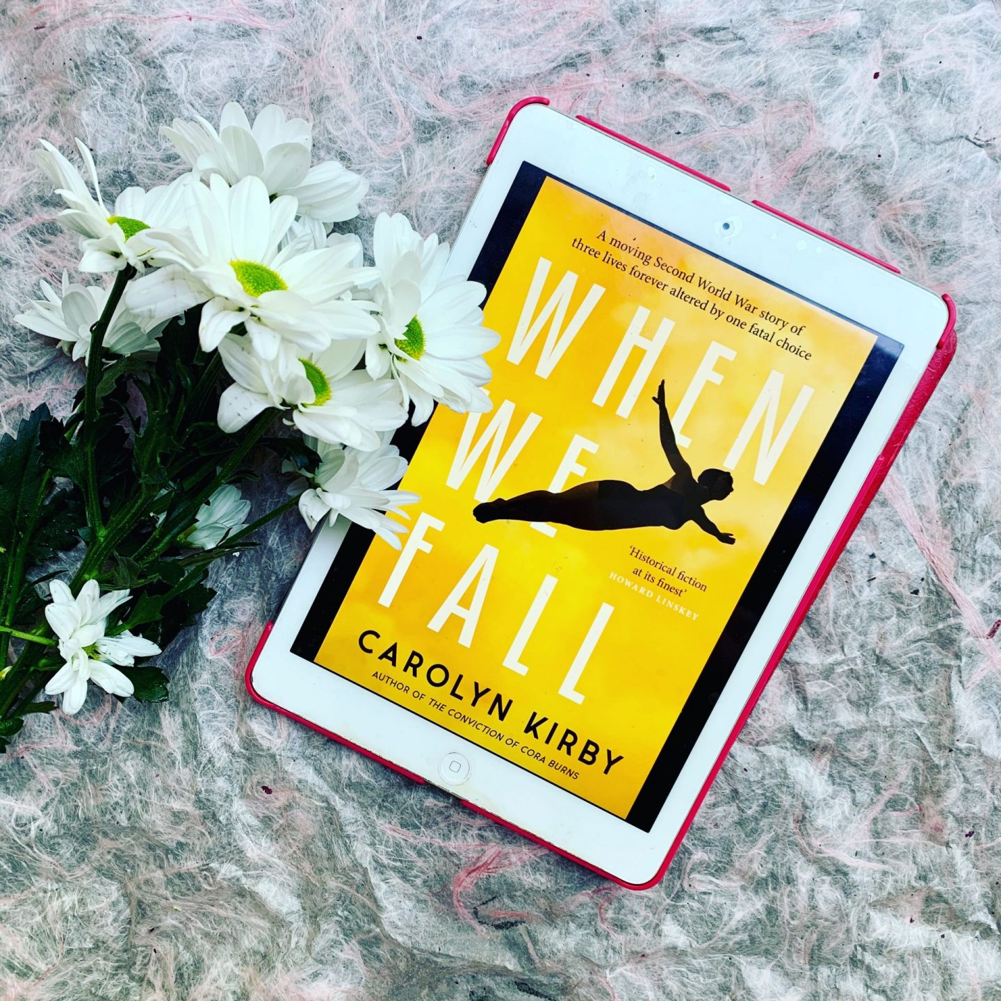 When We Fall; haunting historical fiction