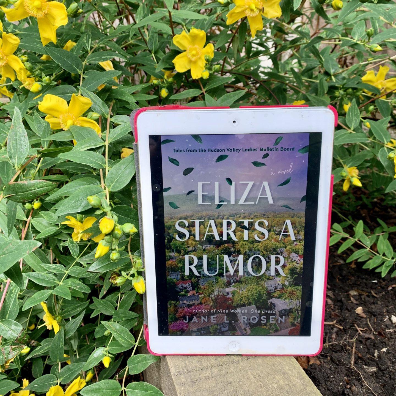 Eliza Starts a Rumor; an enjoyable, endearing read