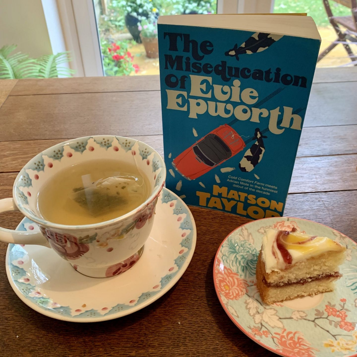 The Miseducation of Evie Epworth; delicious  Yorkshire magic