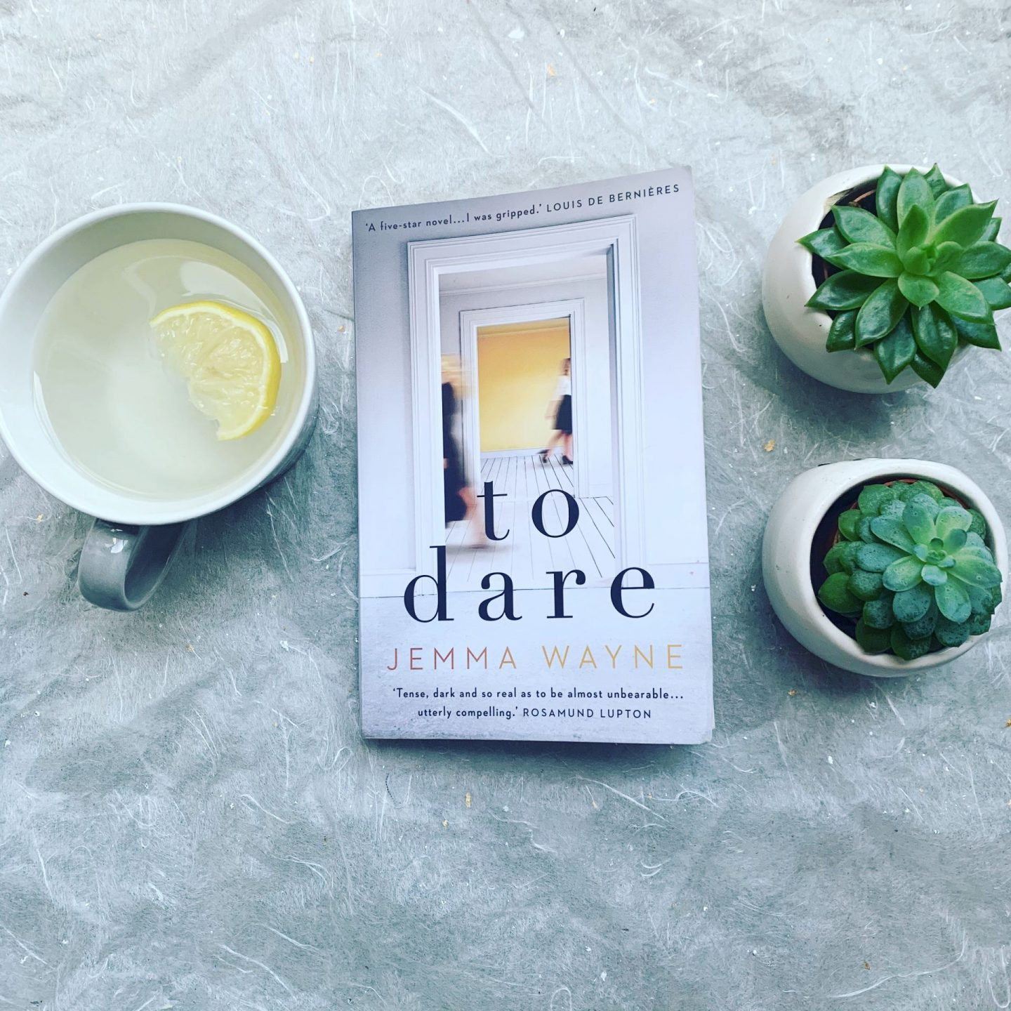 To Dare; simmering suspense