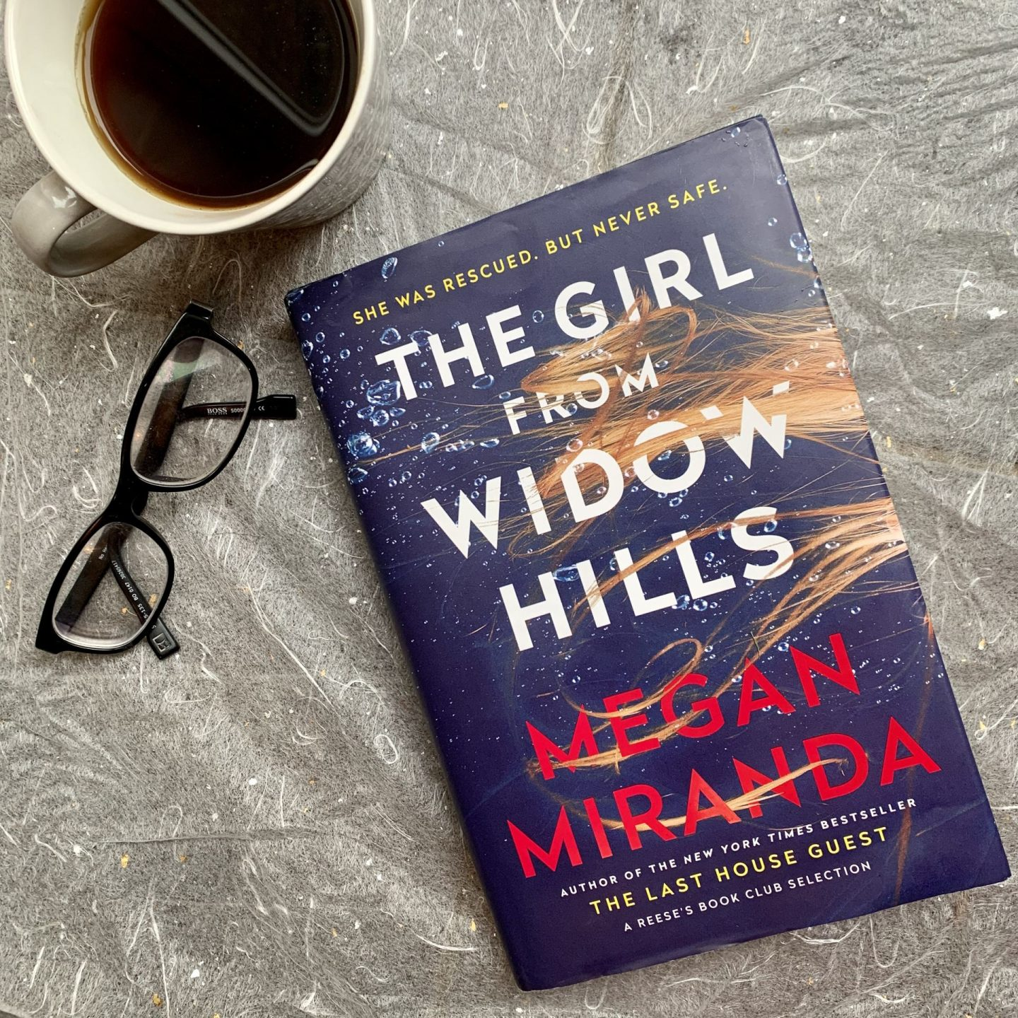 The Girl from Widow Hills; a truly chilling thriller