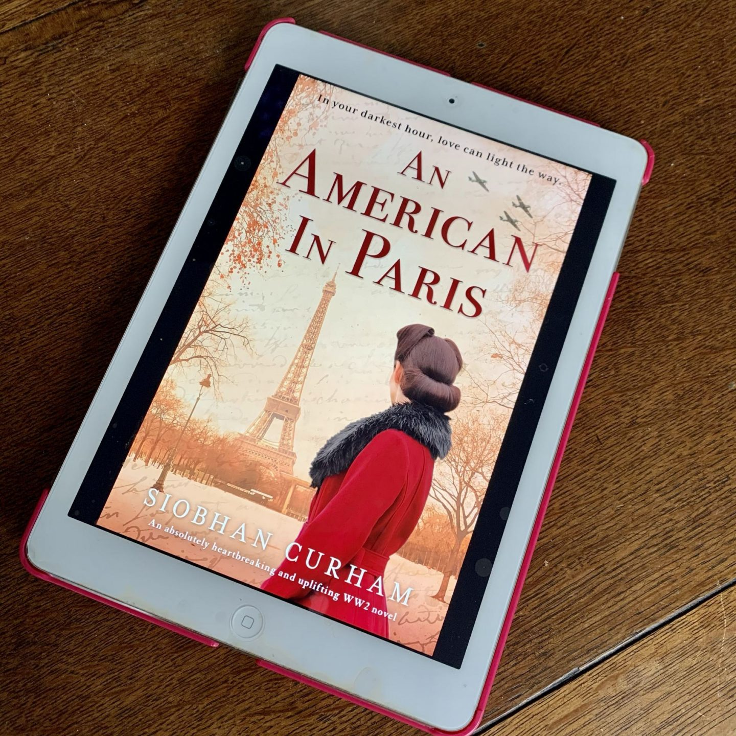 An American in Paris; a poignant wartime story