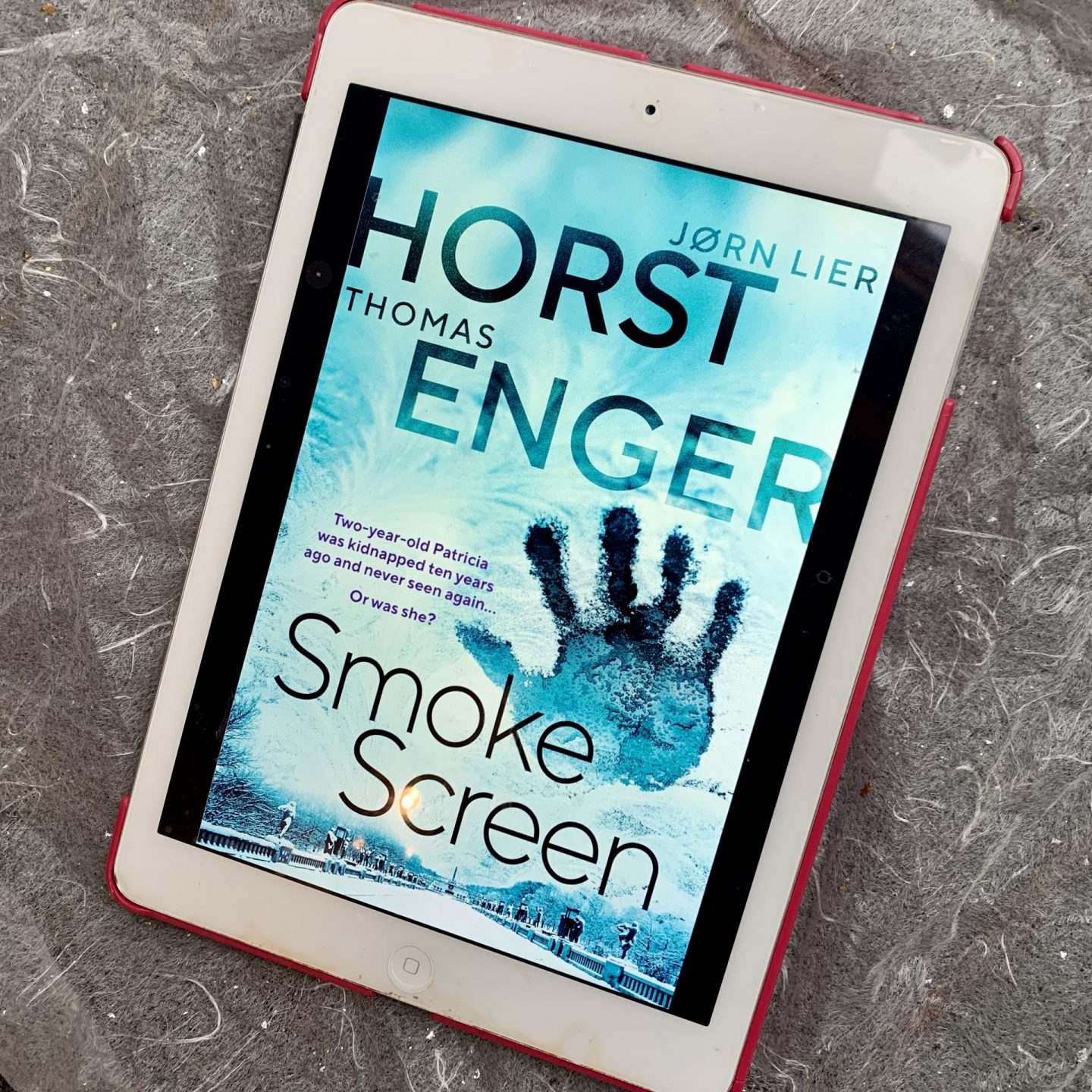 Smoke Screen; Nordic noir at its best