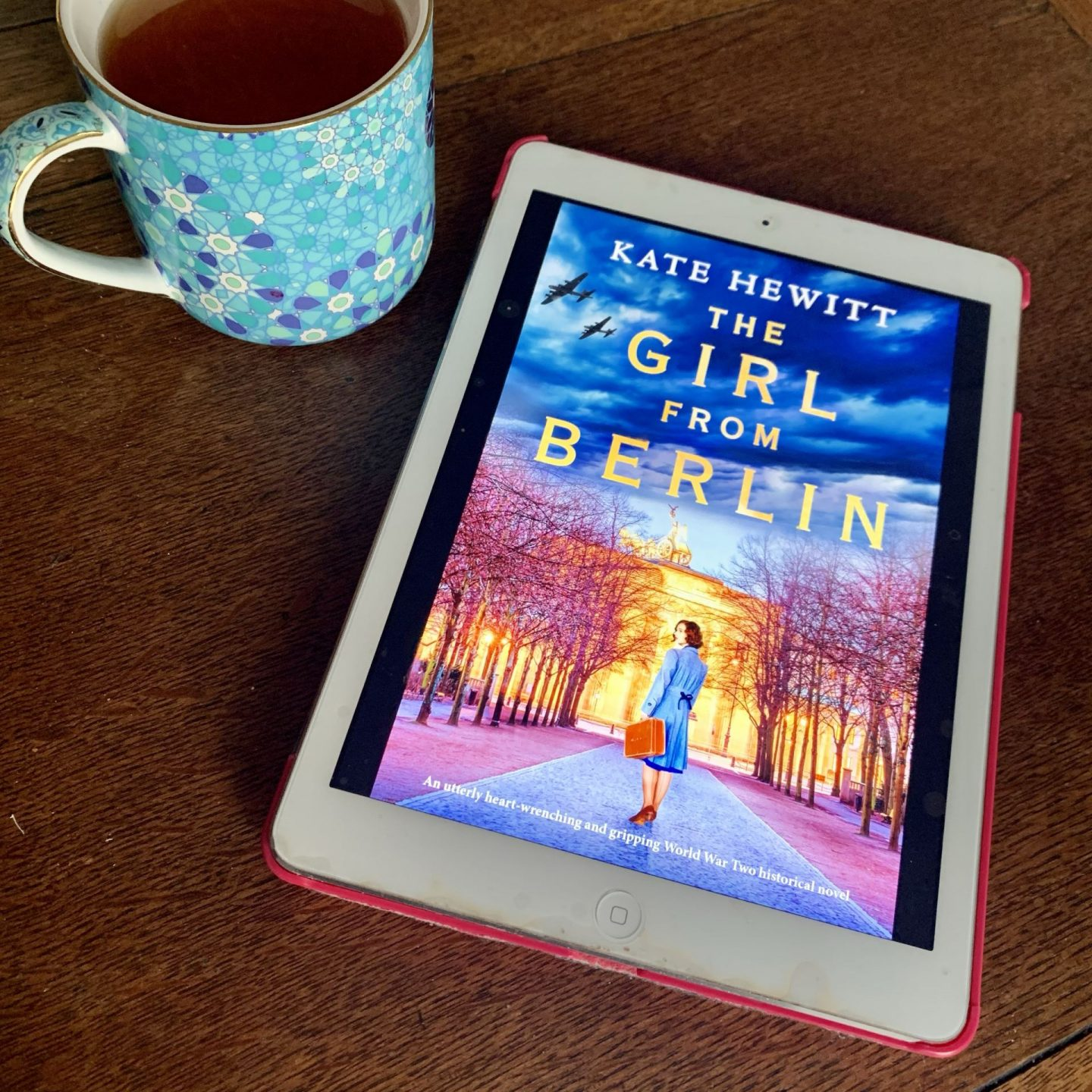 The Girl from Berlin; a powerful war-time thriller