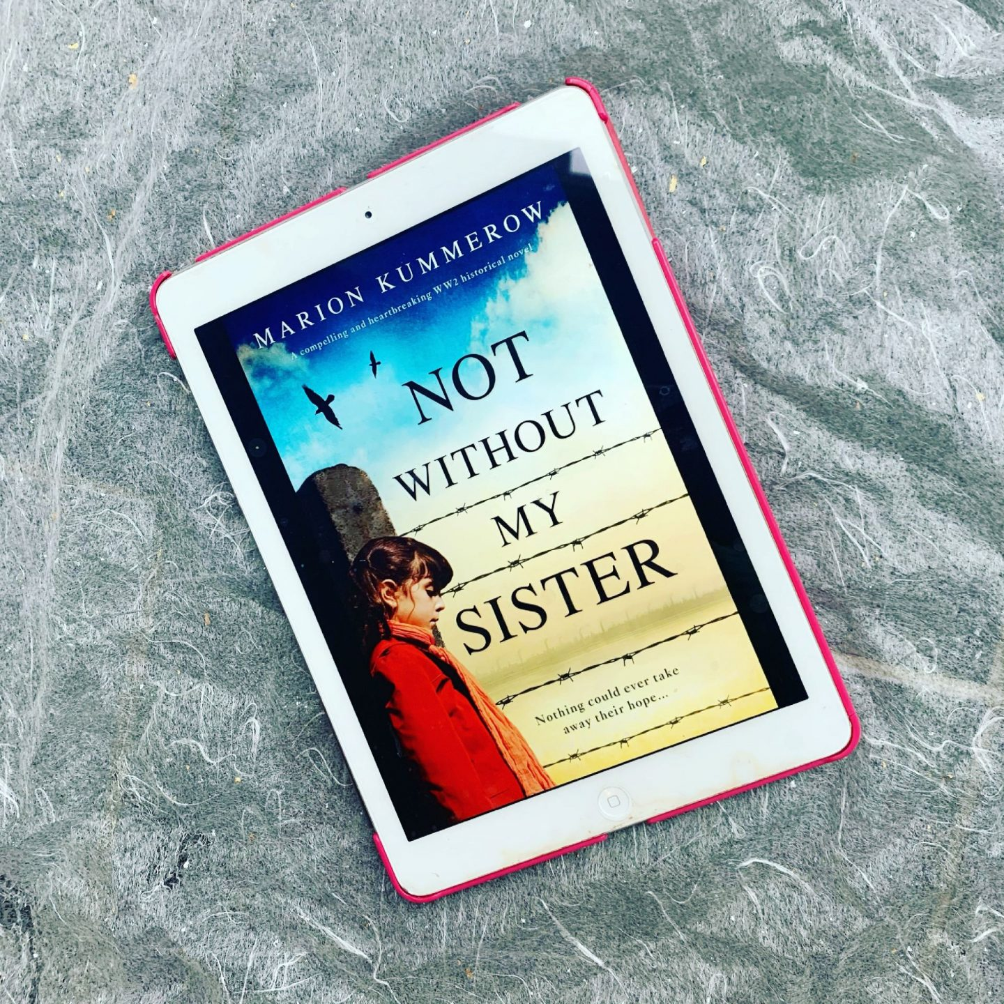 Not Without My Sister; a poignant story of courage, love and resilience