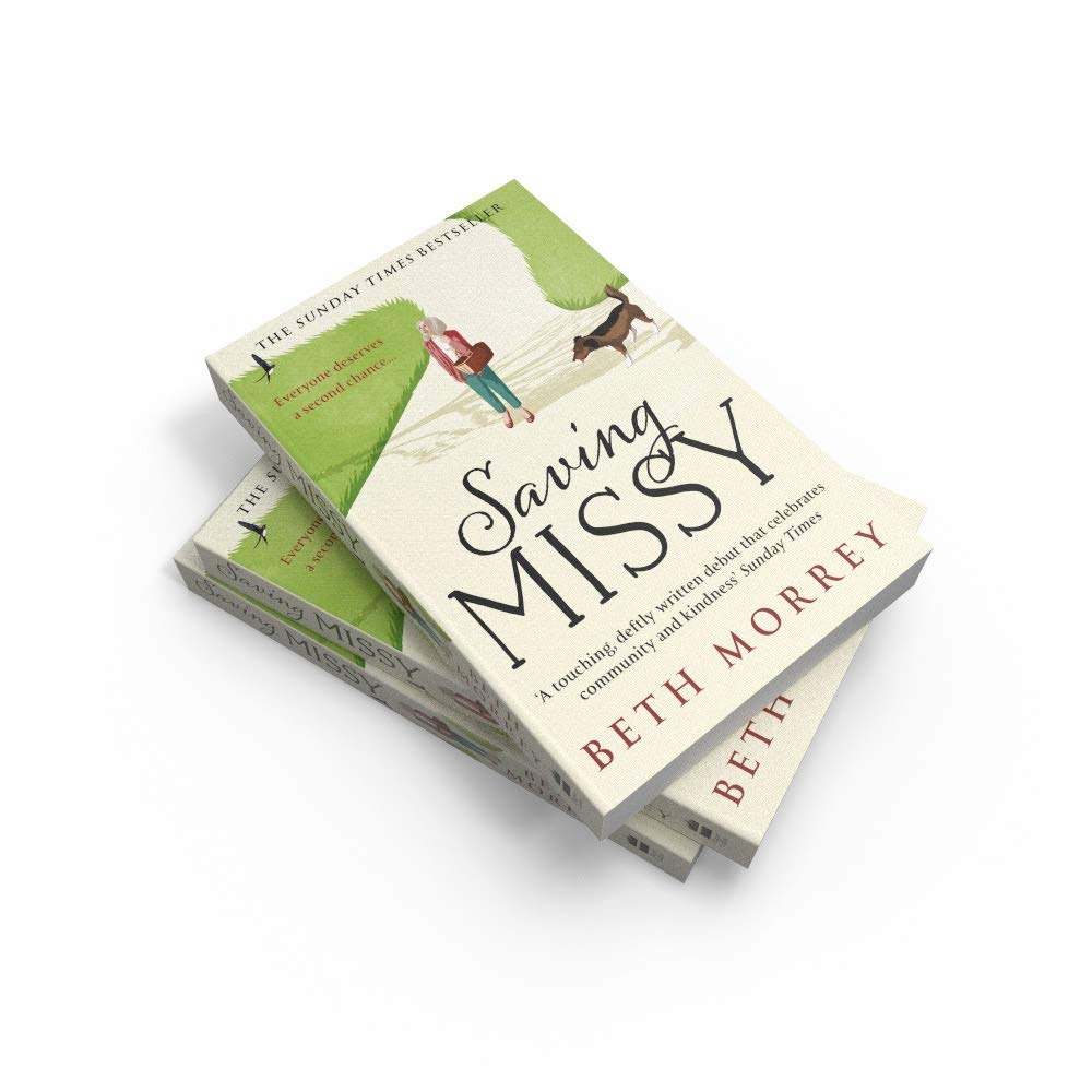 Saving Missy: Chance to win this heart warming bestseller