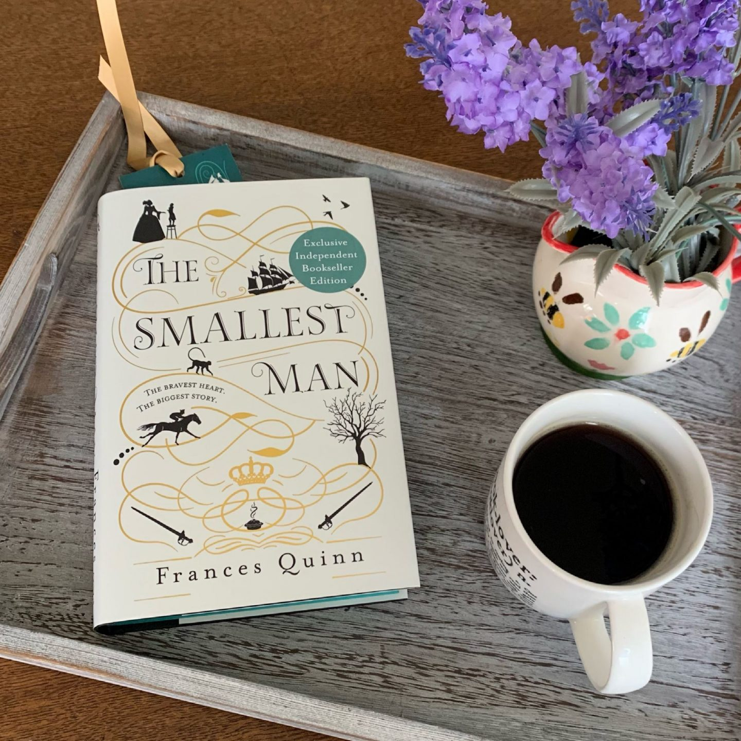 The Smallest Man; a story to fall in love with
