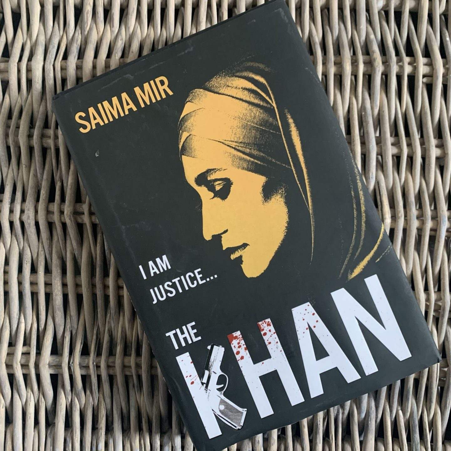 The Khan; subverting the organisational crime novel
